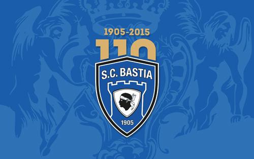 SC Bastia 110 ans