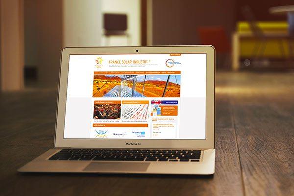 France Solar Industry Website
