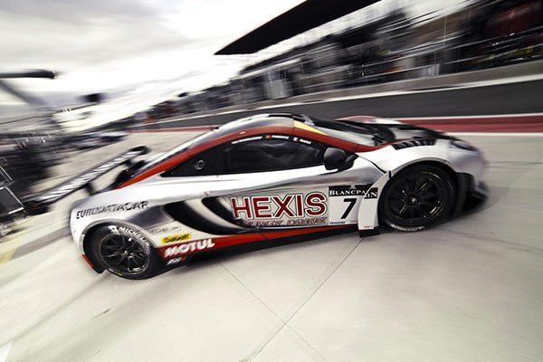 Hexis Racing McLaren 2013