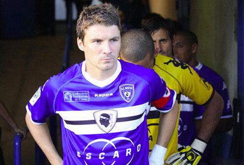 SC Bastia Maillot 2012/2013