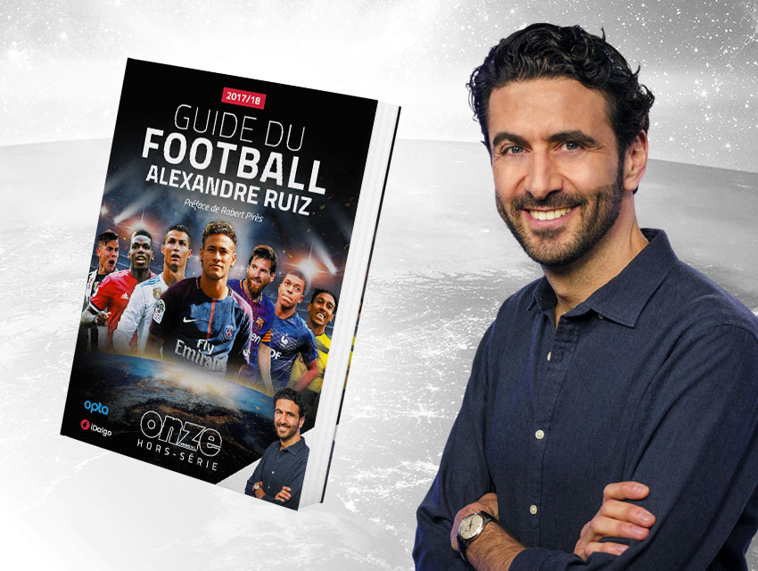 Guide du Football Alexandre Ruiz 2017/18