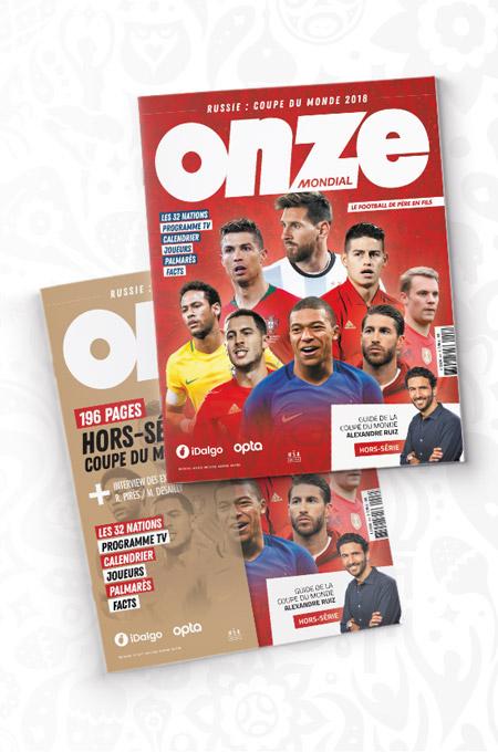 Onze Mondial Coupe du Monde 2018 // Alexandre Ruiz